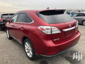 New Lexus RX 2012 350 FWD Red
