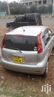 Nissan Note 2010 1.4 Silver | Cars for sale in Kajiado, Ongata Rongai