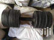 Rubber Dumbbells Weights | Sports Equipment for sale in Nairobi, Nairobi Central