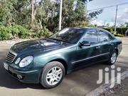 Mercedes-Benz E200 2007 Green | Cars for sale in Nairobi, Karen
