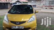 Honda Fit 2010 Automatic Yellow | Cars for sale in Uasin Gishu, Kimumu