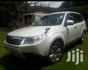 Subaru Forester 2009 White | Cars for sale in Nairobi, Parklands/Highridge