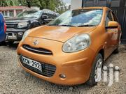 New Nissan March 2012 Gold | Cars for sale in Nairobi, Kilimani