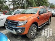 New Ford Ranger 2013 Orange | Cars for sale in Nairobi, Kilimani