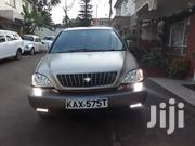 Toyota Harrier 2002 Silver | Cars for sale in Nairobi, Parklands/Highridge