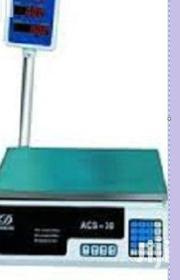 Weighing Scale Acs-30 | Store Equipment for sale in Nairobi, Nairobi Central