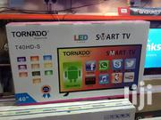 Tornado Smart Android TV 40 Inch With Youtube, Wifi Netflix,Flat Slim | TV & DVD Equipment for sale in Nairobi, Nairobi Central