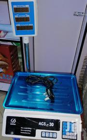 Computerised Weighing Scales Acs-30 | Store Equipment for sale in Nairobi, Nairobi Central