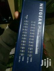 24 Port Netgear Switch For Networks | Networking Products for sale in Kajiado, Nkaimurunya