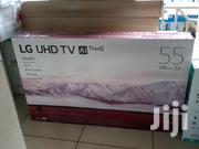 LG 4K UHD Smart Tv 55 Inches With Free Magic Remote Bluetooth | TV & DVD Equipment for sale in Nairobi, Nairobi Central