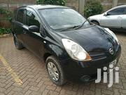 Nissan Note 2007 1.5 DCi 70 Black | Cars for sale in Nairobi, Mountain View