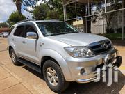 Toyota Fortuner 2010 Silver | Cars for sale in Uasin Gishu, Racecourse