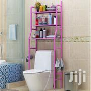 3-Tier Iron Storage Rack Holder Over Bathroom Shelf Organizer | Home Accessories for sale in Kiambu, Ruiru