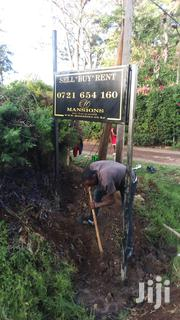Road Sign Manufacture | Other Services for sale in Nairobi, Nairobi Central