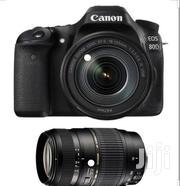 Canon 80D 18-135mm Camera | Cameras, Video Cameras & Accessories for sale in Nairobi, Nairobi Central