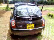 Nissan March 2010 Black | Cars for sale in Uasin Gishu, Kapsoya