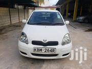 Toyota Vitz 2003 White | Cars for sale in Mombasa, Shimanzi/Ganjoni