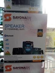 Sayona 4.1subwoofer (SHT-1257BT)– 13500 PMPO Bluetooth/USB/FM/SD/RCA | Audio & Music Equipment for sale in Nairobi, Nairobi Central
