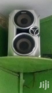 Sony Mini Hi-fi Speakers Front And Rear | Audio & Music Equipment for sale in Mombasa, Bamburi