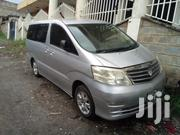 Toyota Alphard 2008 Silver | Cars for sale in Nairobi, Ngara