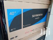Skyworth UHD 4k Smart LED TV - Android - Black 40 Inch | TV & DVD Equipment for sale in Nairobi, Nairobi Central
