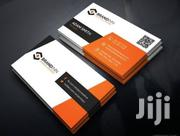 Attractive Business Cards | Other Services for sale in Nairobi, Nairobi Central