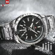 Naviforce Men Water Proof Silver Watches | Watches for sale in Nairobi, Nairobi Central