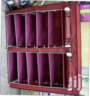 A Portable Wooden Frame Shoe Rack. | Furniture for sale in Nairobi, Kayole Central