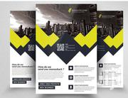A5 Size Flyers Design And Printing | Other Services for sale in Nairobi, Nairobi Central