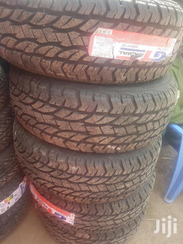 265/65/17 Chempiro Tyres Made In Indonesia AT