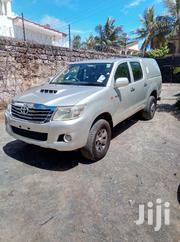 Toyota Hilux 2012 2.5 D-4D 4X4 SRX Silver | Cars for sale in Nairobi, Woodley/Kenyatta Golf Course
