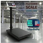 300kg Digital Electronic Price Platform Scale (Blue) | Home Appliances for sale in Nairobi, Nairobi Central