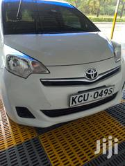 Toyota Ractis 2011 White | Cars for sale in Mombasa, Shimanzi/Ganjoni