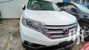 Honda CR-V 2013 White | Cars for sale in Mombasa, Majengo