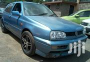 Volkswagen Golf 1996 Blue | Cars for sale in Nairobi, Karen