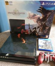 Sony Playstation Ps4 Pro 1tb-monster Hunter   Video Game Consoles for sale in Mombasa, Mji Wa Kale/Makadara