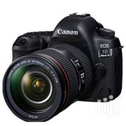 Canon EOS 5D Mark IV 24-105mm F/4L Is Ii Usm Lens 30.4mp | Cameras, Video Cameras & Accessories for sale in Nairobi, Nairobi Central
