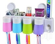 Toothpaste Dispenser With 4 Cups | Home Accessories for sale in Nairobi, Nairobi Central