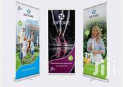 Roll Up Banner Design | Computer & IT Services for sale in Nairobi, Nairobi Central