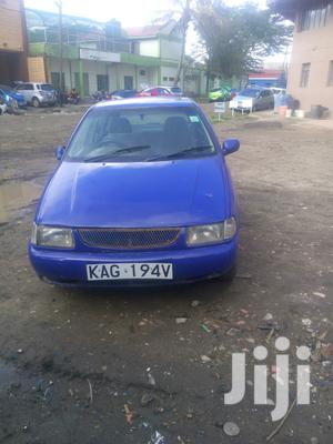 Volkswagen Polo 1996 Blue