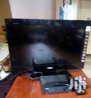 Pre Owned LCD Sony Bravia 22 Inch Tv With Free Go Tv   TV & DVD Equipment for sale in Nyeri, Kamakwa/Mukaro