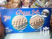 2 in 1 Chess Board With Draft Game | Books & Games for sale in Nairobi, Nairobi Central