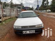 Toyota Corolla 2002 White | Cars for sale in Kiambu, Kikuyu