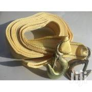 4 Meter Load 4 Ton Car Trailer Towing Rope Strap Tow Cable With Hooks | Vehicle Parts & Accessories for sale in Nairobi, Nairobi Central