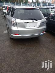 New Honda Fit 2012 Silver | Cars for sale in Mombasa, Shimanzi/Ganjoni