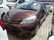 New Toyota Vitz 2013 Brown | Cars for sale in Mombasa, Ziwa La Ng'Ombe