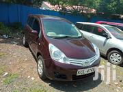 Nissan Note 2012 1.4 Red | Cars for sale in Kisumu, Market Milimani