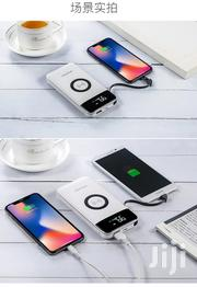 Wopow PW12 10000mah Wireless Charging Mobile Power Digital Display | Accessories for Mobile Phones & Tablets for sale in Nairobi, Nairobi Central