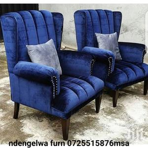 Wing Chair 2 Pieces