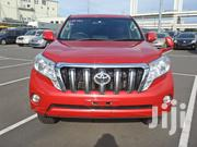 Toyota Land Cruiser Prado 2014 GXL Red | Cars for sale in Nairobi, Nairobi Central